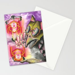 Hexer Stationery Cards