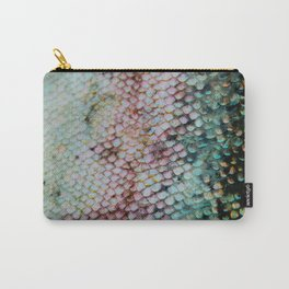 Mermaid in Abstract IV Carry-All Pouch