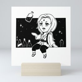 Tsunade Mini Art Print
