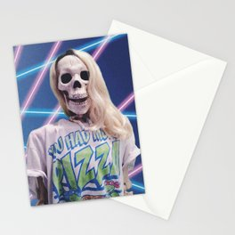Za to the Bone Stationery Cards
