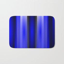 In the blue light Bath Mat