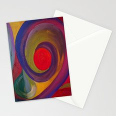 Swirlie Stationery Cards