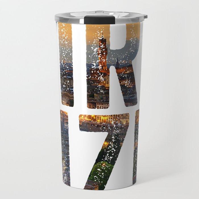 Firenze City Travel Mug