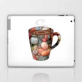 pumpkin spice tall mug - coffee cup series Laptop & iPad Skin