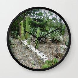 My Cactai Wall Clock