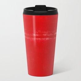 Mark Rothko - Red Christmas Travel Mug