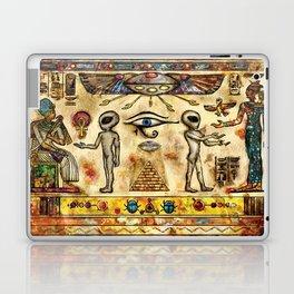 Ancient Aliens Laptop & iPad Skin