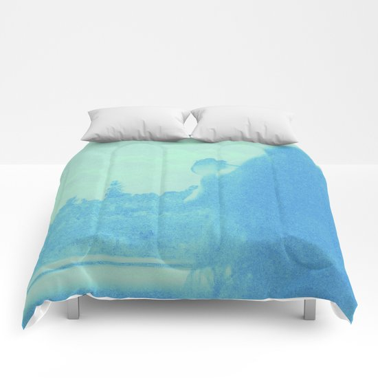 Highway Girl Comforters