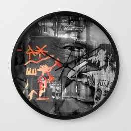 GUSTERATH - 23 Wall Clock