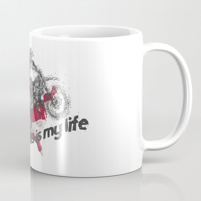 This is my life Coffee Mug