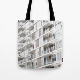 The Pink Dane Tote Bag