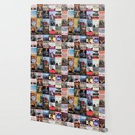 Donald Trump Books Wallpaper