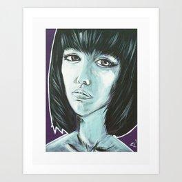 The L.O.O.K. Art Print