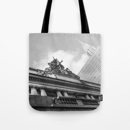 Grand Central NY Tote Bag