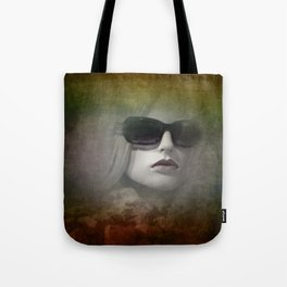 in the shop window -c- Tote Bag