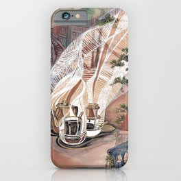Cafe-Vietnam-Dalat iPhone Case