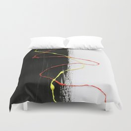 Abstract 63 Duvet Cover
