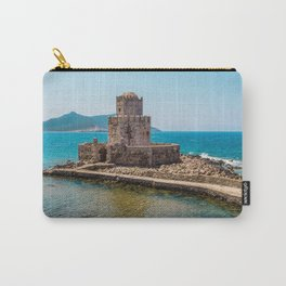 The Methoni Venetian Fortress in the Peloponnese, Messenia, Greece Carry-All Pouch