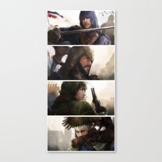 Assassin's Creed unity Canvas Print