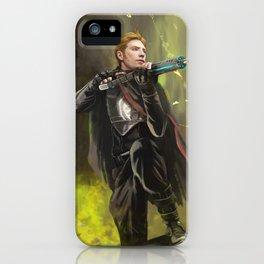 Sniper Hux iPhone Case