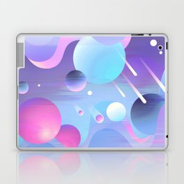 Glitched Universe Laptop & iPad Skin