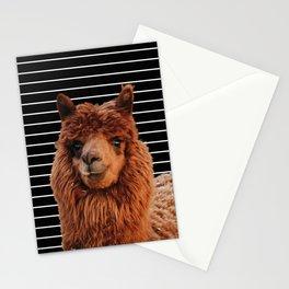 Llama Drama Stationery Cards