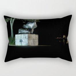 Brazilian Sculpture Museum Rectangular Pillow