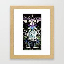 """""""I Love You"""" Framed Art Print"""