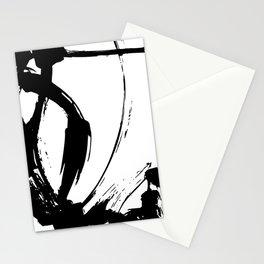 Brushstrokes No.15A by Kathy Morton Stanion Stationery Cards