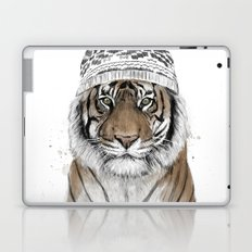 Siberian tiger Laptop & iPad Skin
