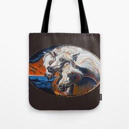 The Pharoah's Horses Tote Bag