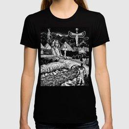 Dreaming Of Egypt T-shirt