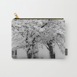 Candy Floss Explosion Monochrome Carry-All Pouch