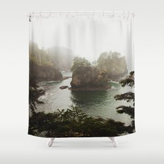 Cape Flattery Shower Curtain