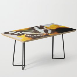 Summer Butterfly Coffee Table