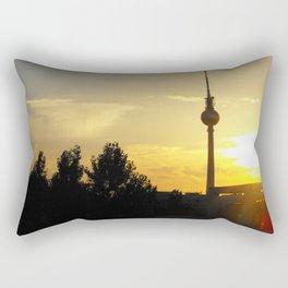 Berlin Sunset Rectangular Pillow