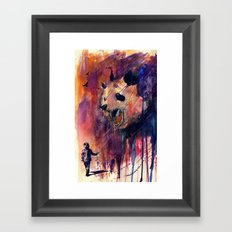 Out to Play Framed Art Print