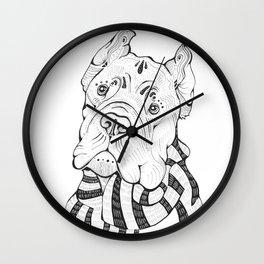 Cane Corso Wall Clock