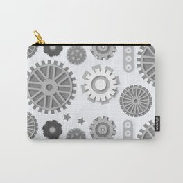 Simply Steampunk Pattern Carry-All Pouch