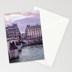 Le Pont Royal, Paris. Stationery Cards
