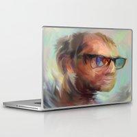 christian Laptop & iPad Skins featuring Christian Gerhartsreiter by robotrake