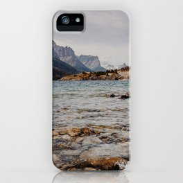 Lakeside at St. Mary's iPhone Case