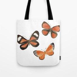 South American Butterflies Tote Bag
