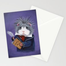 Ludpig Van Beethoven Stationery Cards