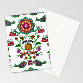 The fruit of Life Stationery Cards