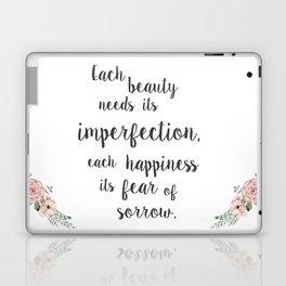 The Phantom - Beauty & Happiness Laptop & iPad Skin