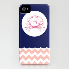 Tickle me Crabby iPhone (4, 4s) Slim Case