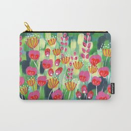 Frolicking In The Fields Carry-All Pouch