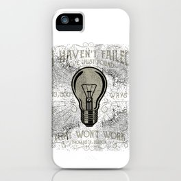 10000 Ways iPhone Case
