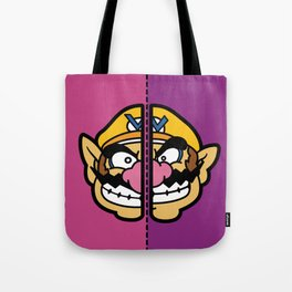Old & New Wario Tote Bag